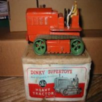 Dinky 563 Heavy Tractor